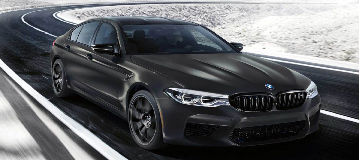 Virtual Launch: BMW M5 Edition 35 Years