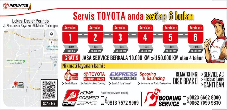 Promo Service Februari