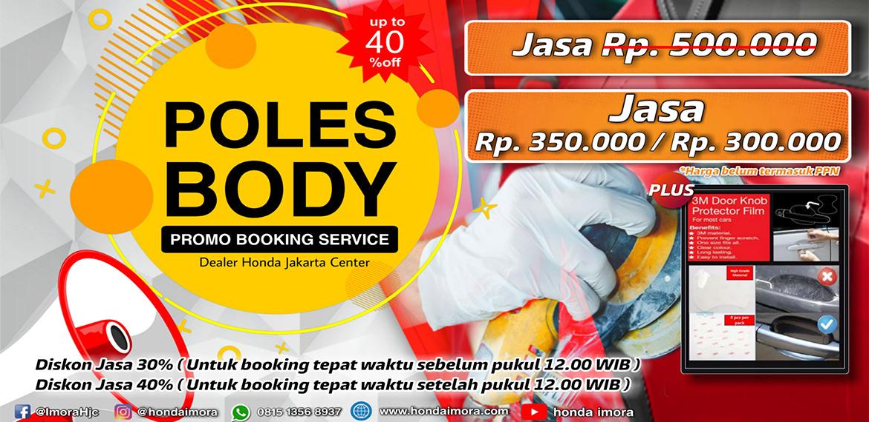 Promo Poles Body